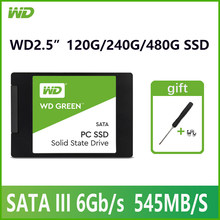 WD Grün 2.5