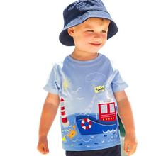 kids clothes baby boy girls clothes boys t shirt summer girl tshirt children kids children summer 2019 cotton printed tops 2019 baby clothes set best quality 100% cotton summer kids clothes striped baby boy and girl clothes children sets tshirt