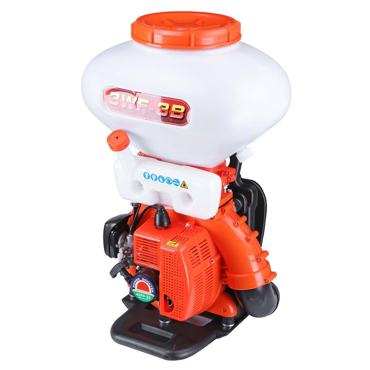 Сельскохозяйственная ирригационная машина опрыскиватель бензин рюкзак Pulverizador мощность спрей туман садовые инструменты фермы бензиновый