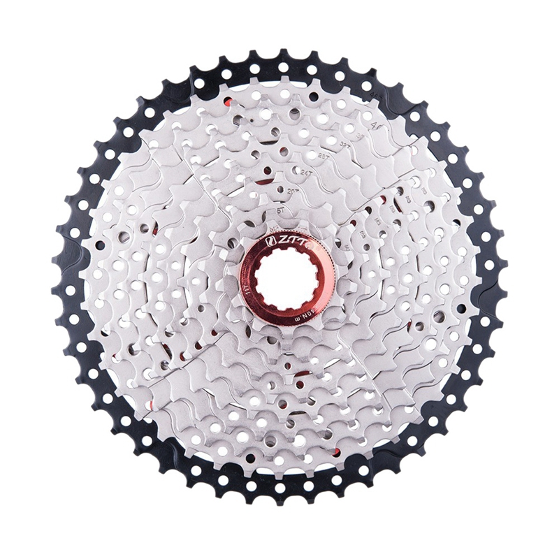 Ztto 11 46 T 10 Speeds 10 S Wide Ratio Mtb Mountain Bike Bicycle Cassette Gear For M6000 M590 M610 M780 X7 X9 Bicycle Freewheel     - title=
