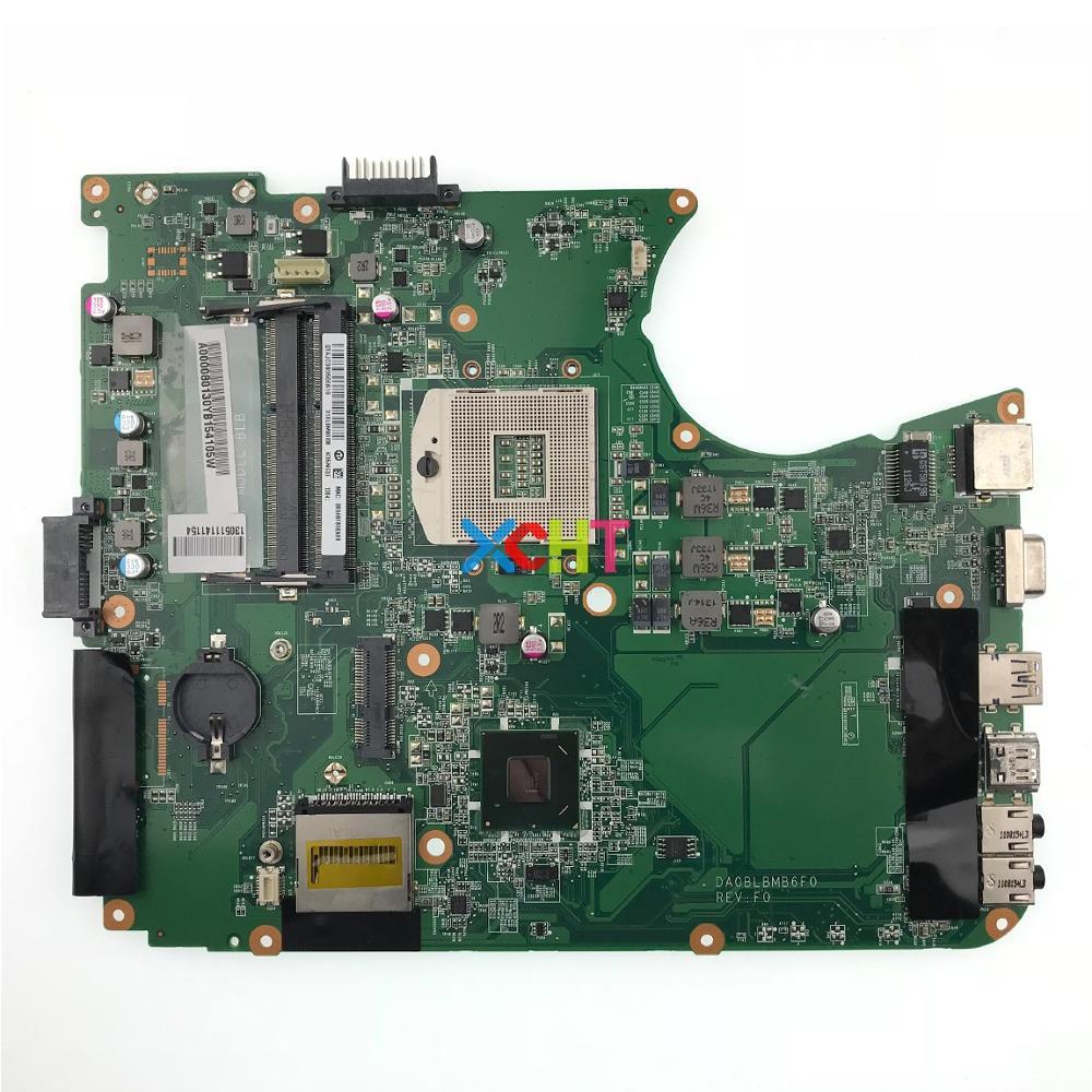 A000080130 DA0BLBMB6F0 for Toshiba L750 L755 Notebook PC Laptop Motherboard Mainboard TestedA000080130 DA0BLBMB6F0 for Toshiba L750 L755 Notebook PC Laptop Motherboard Mainboard Tested