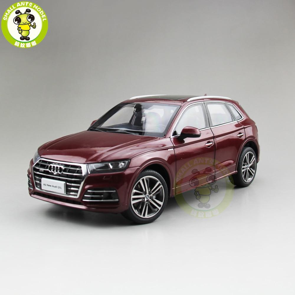 1 18 NEW Audi Q5L Q5 Diecast Metal Car SUV Model Toys for Girl Kids Boy