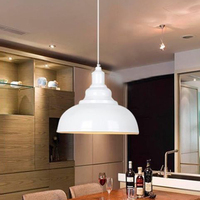 Vintage Industrial Style Metal Ceiling Pendant Light Lamp Shades Home Decoration