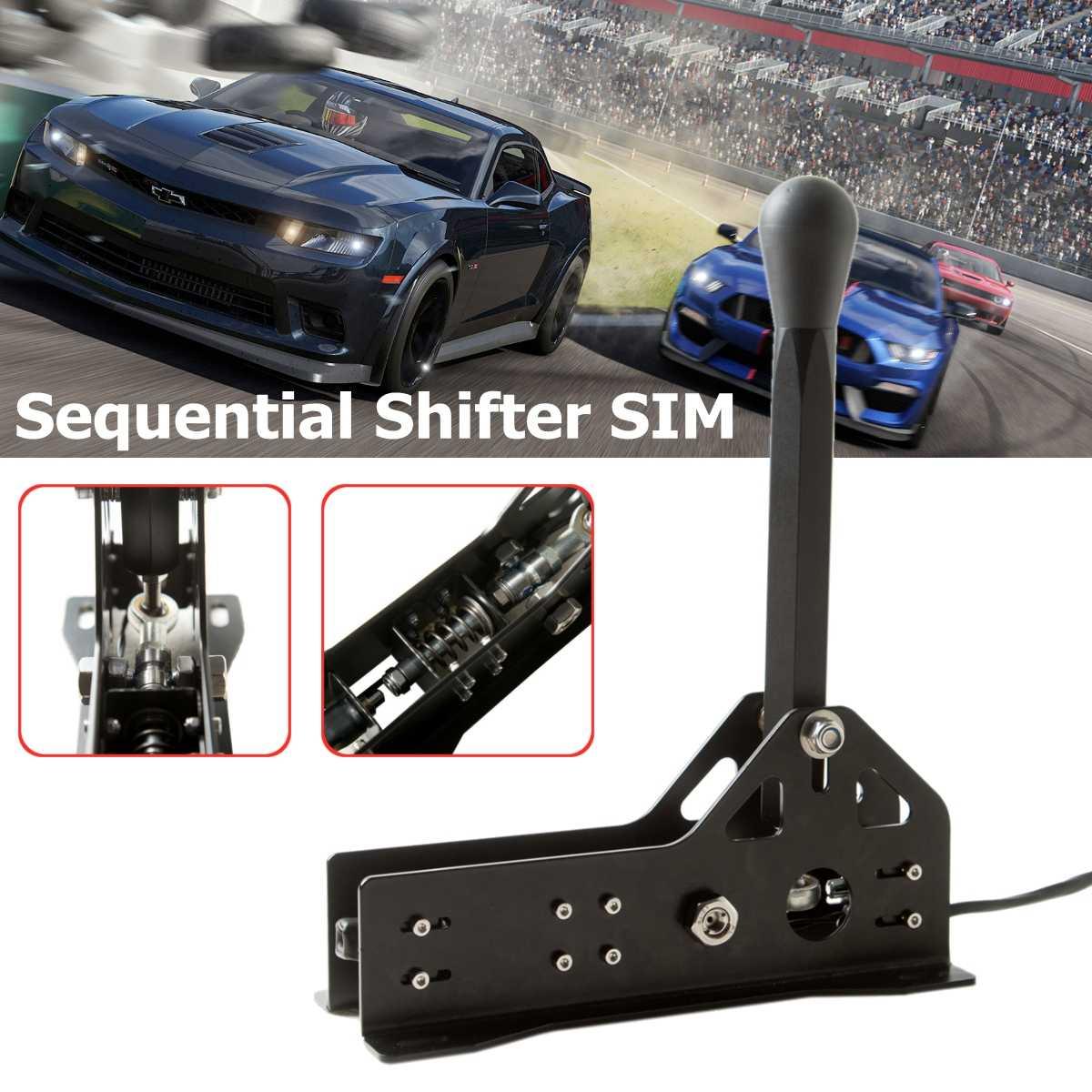 PC Jogos de Corrida do câmbio de Marchas do Câmbio Seqüencial SRS SIM para Logitech G29 G27 TH8A G25 G27 T300 T500