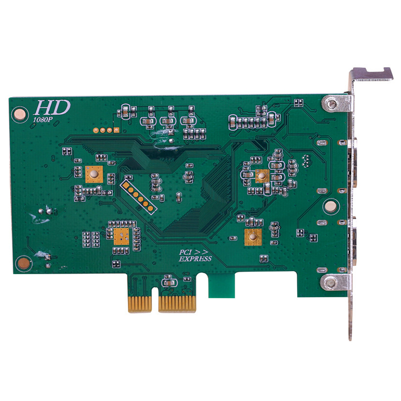 PCI Express HD Video capture Card PCIe 1080P 60 HDMI Capture Card vmix  wirecast obs game/meeting live broadcast streaming