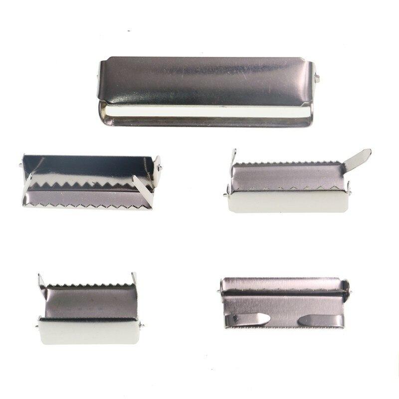 5pcs/lot Suspender Slide Adjusters Adjustable Buckle Suspender Clips Belt Buckle Suspender Strap Adjuster Accessory Detachable