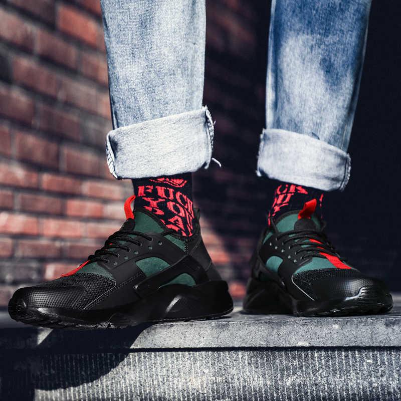 Turnschuhe Männer Trainer Mens Casual Schuhe Atmungsaktiv Licht Grün Schuhe Sommer Korb Hombre Sapato Masculino Krasovki Größe 36-47