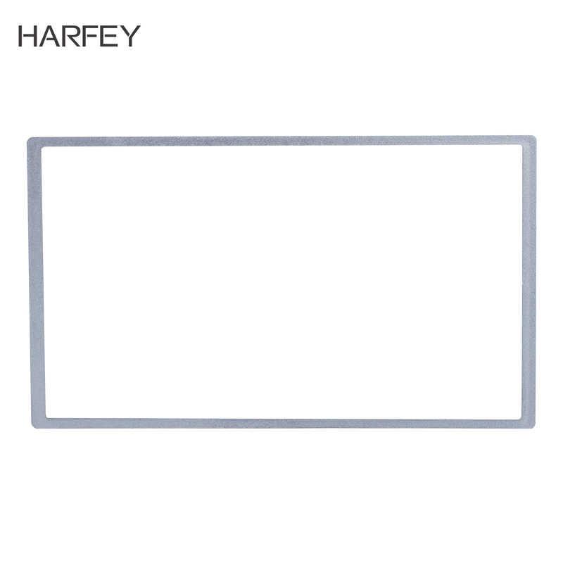 Harfey 178*102mm dla HONDA FIT Jazz Dash Sorrounded płyta panelu 2 Din uniwersalne radio samochodowe konsola rama panel do montażu na desce rozdzielczej zestaw do przycinania