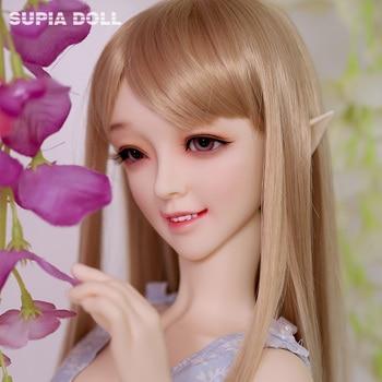 OUENEIFS BJD SD Dolls Supia Hamin 1/3 Body Model Girls Boys High Quality Toys Shop Resin Figures Free Eyes 2