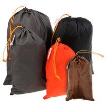 Jfory 5 шт. компрессионные вещи мешок водостойкий полиэстер большой спальные мешки одежда Кемпинг Туризм альпинизмом 28x36 см