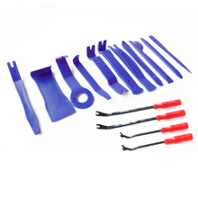 13pcs/set Car DVD Audio Disassembly Tools Car Disassembly Interior Kit Auto Trim Removal Tool Car Repair Combination Suit