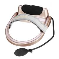 Manual Cervical Retractor Neck Massager Cervical Vertebra Relaxation Traction Physical Therapy Equipment Health Care Supplies