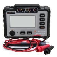 Winspeak Vc60B+1000V Megger Insulation Tester Megohmmeter Ohm Tester Insinsulation Resistance Tester Meters Multimeter