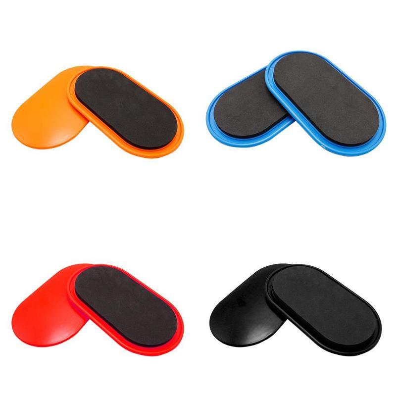100% Waar 2 Pcs Zweefvliegen Discs Slider Fitness Disc Oefening Schuifplaat Voor Yoga Gym Abdominale Core Training Oefening Apparatuur
