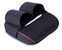 Electric Shiatsu Foot Massager Far Infrared Heating Kneading Reflexology Massage Device Home Relaxation Back Massager
