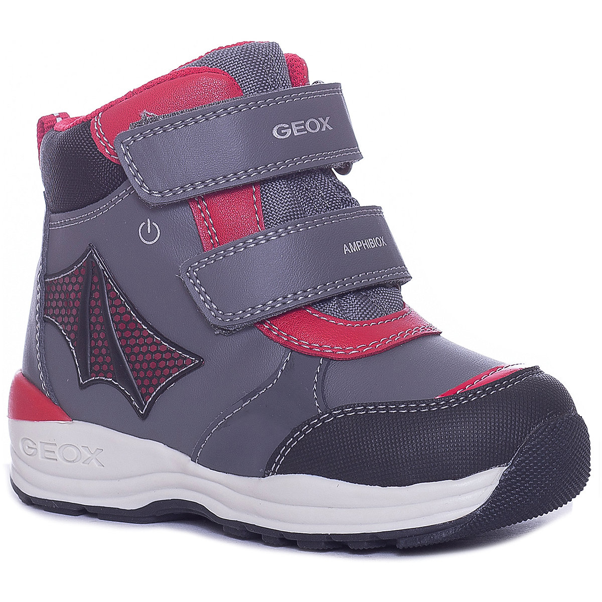 Фото - GEOX Boots 8786644 baby shoes For boy textile Winter MTpromo viking boots 10649388 winter baby boy shoes