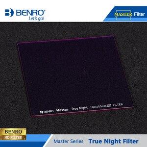 Image 5 - Benro 100*100มม.150*150มม.Master True Nightกรองปลั๊กตัวกรองNight Skyการถ่ายภาพกันน้ำopticalฟรี