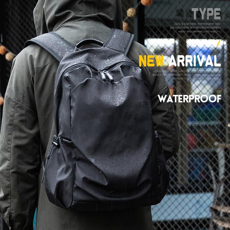 Heroic Knight Men Fashion Backpack 15.6inch Laptop Backpack Men Waterproof Travel Outdoor backpack School Teenage Mochila Bag