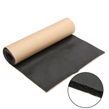 200*50cm Car Sound Proofing Deadening Insulation Cell Foam Brand New 6mm Auto Coche sound proof Insulation Accessories