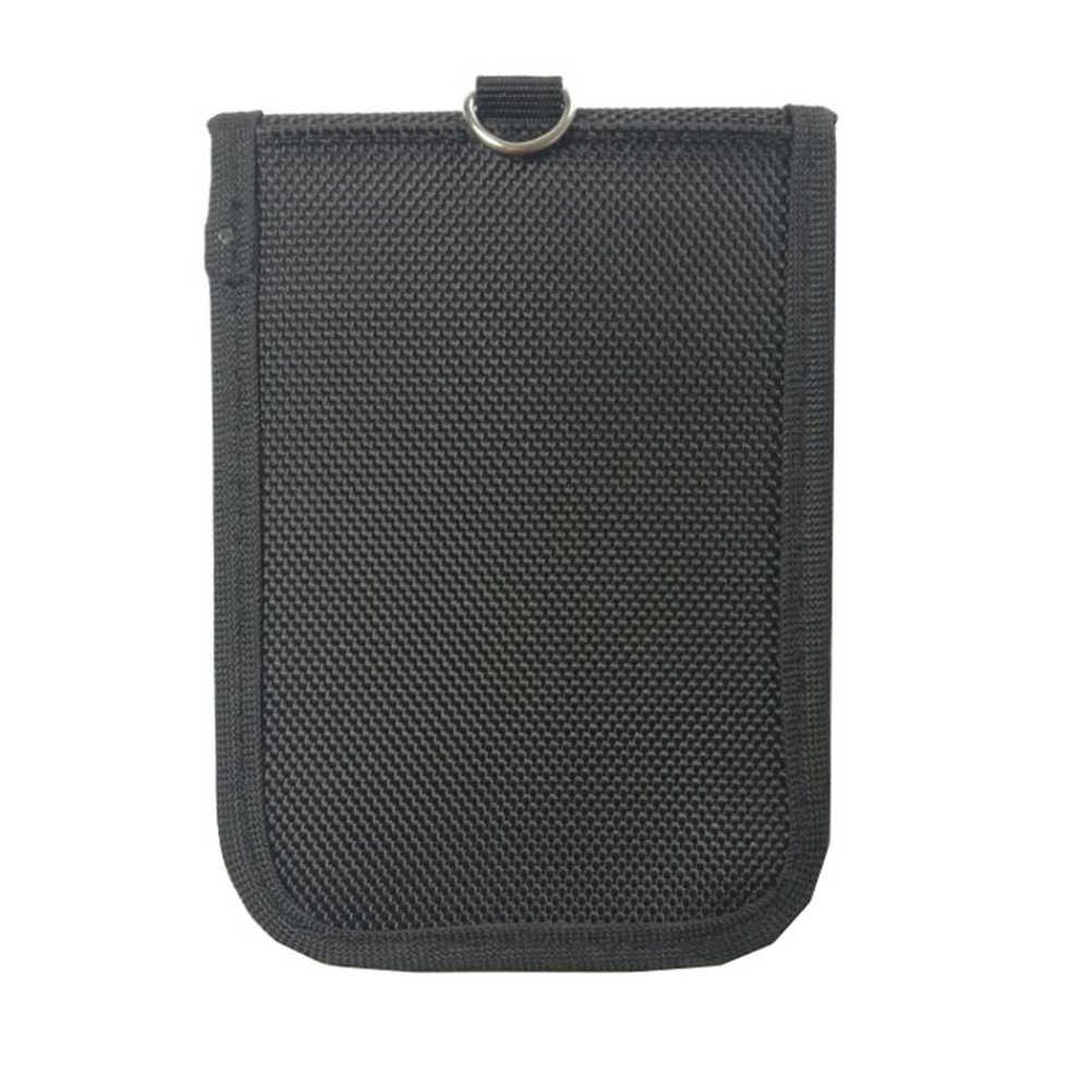 1 шт. сигнал блокатор сумка анти-Отслеживание Противоугонная безопасность защитный чехол для ID Чехол для автомобильного ключа Fob сотовый телефон Кредитная карта