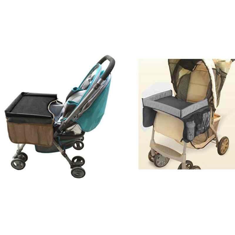 Multi-função de Segurança Do Carro Assento de Carro Bandeja De Mesa Pintura Mesa Comendo Para Crianças Cadeira De Carro Carrinho de criança Carrinho de bebê Acessórios
