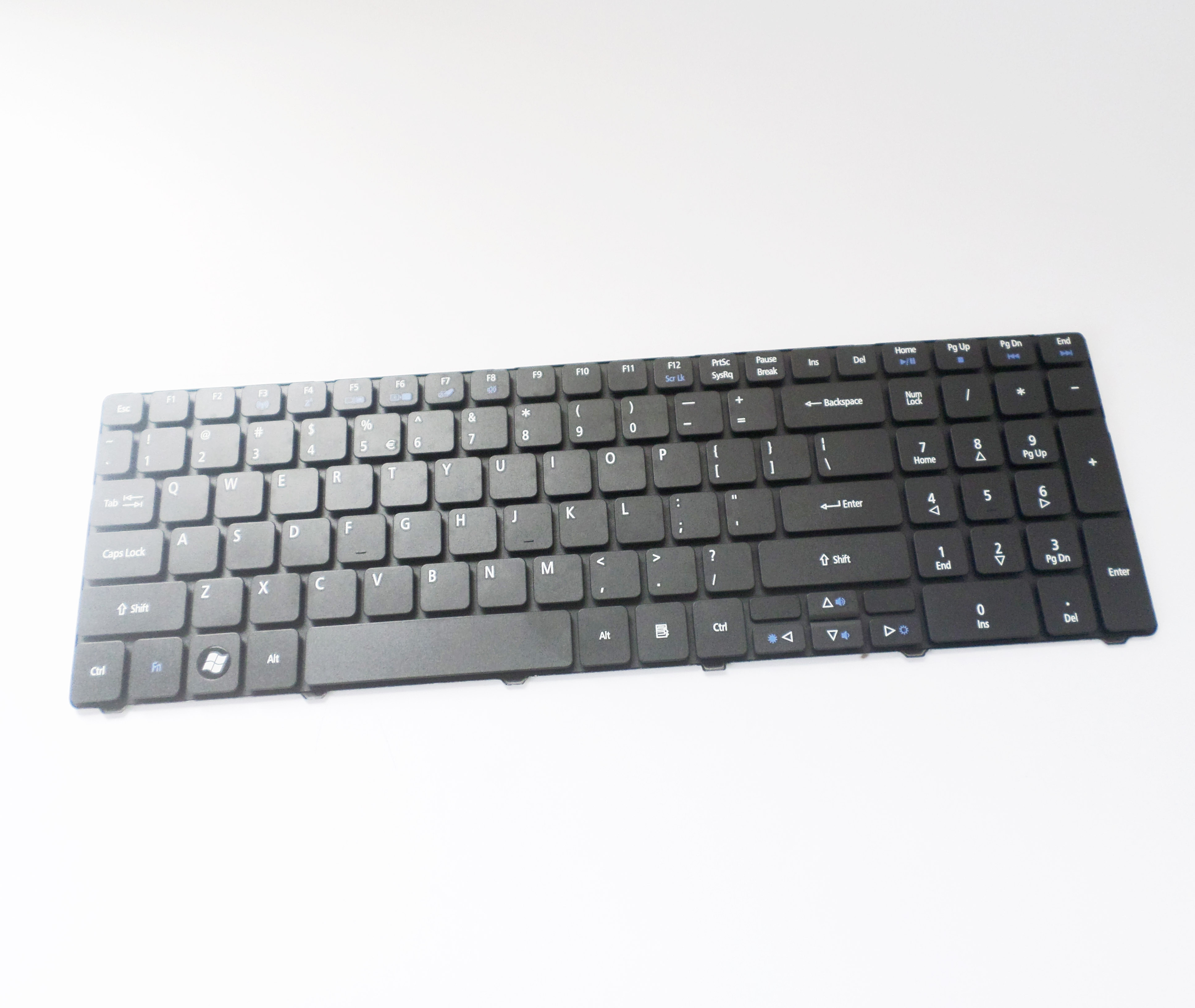 NEW Black Layout US Keyboard For Acer Aspire 5251 5552 5552G 5553 5553G 5733 5733Z 5750 <font><b>5750ZG</b></font> 5741/G 7551 7551G KBI170A228 image