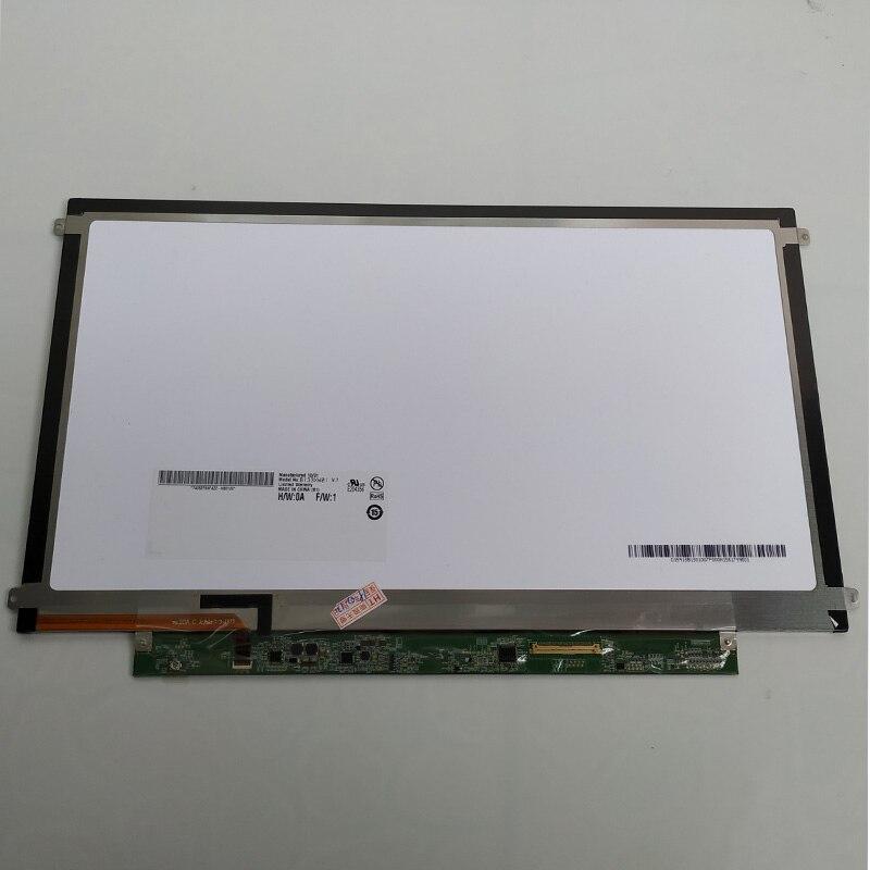 """新液晶画面のノートパソコンディスプレイ B133XW01 V.2 V.3 V.7 LP133WH2 TLA3 (A4) 13.3""""  グループ上の パソコン & オフィス からの ノートパソコンの液晶画面 の中 1"""