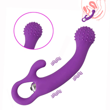Vibrating Anal Dildo Butt Plug Silicone Butt Plug Clitoris Stimulate Prostate Massage Sex Toys for Woman