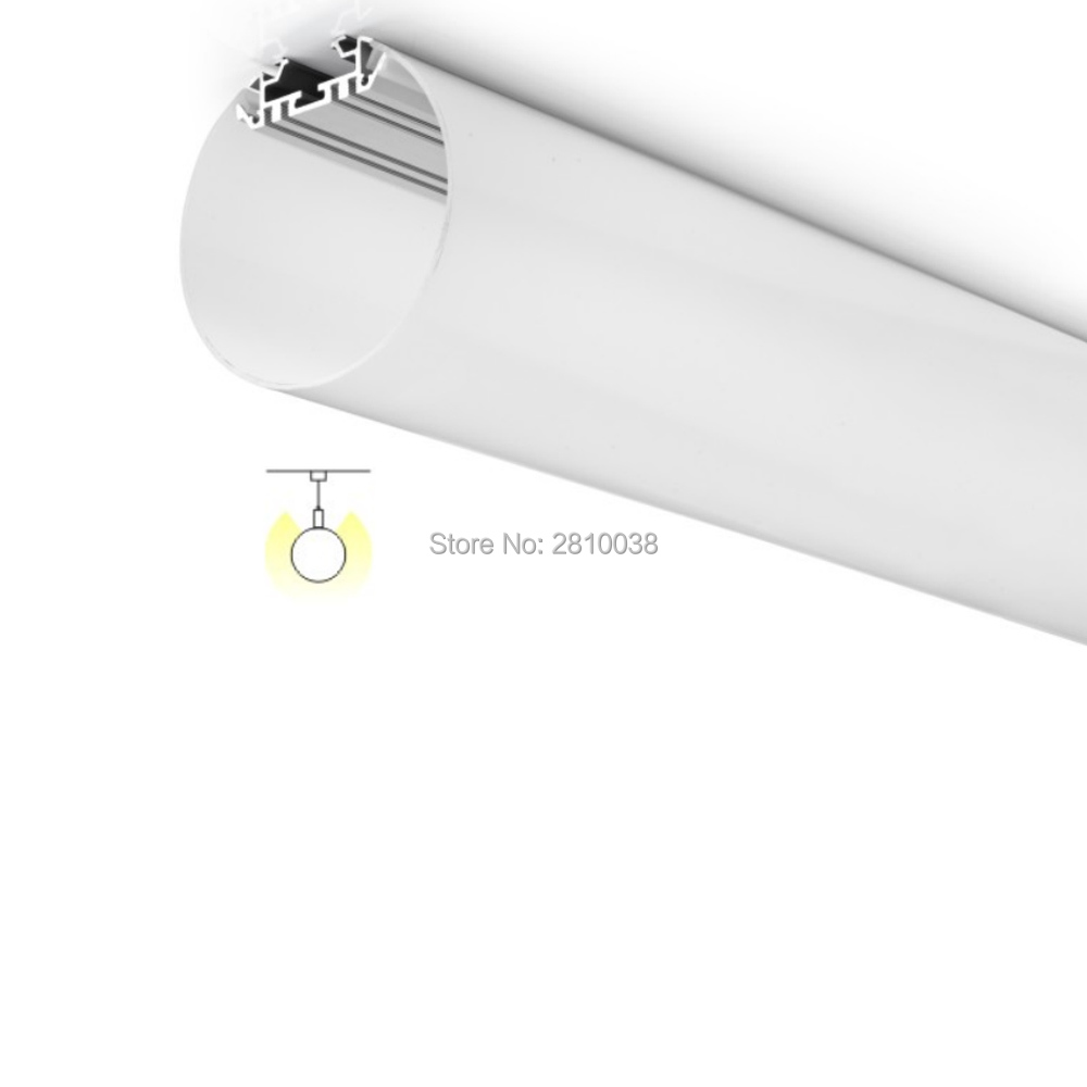 conduziu a luz do tubo led quadrado plano linear bar 05