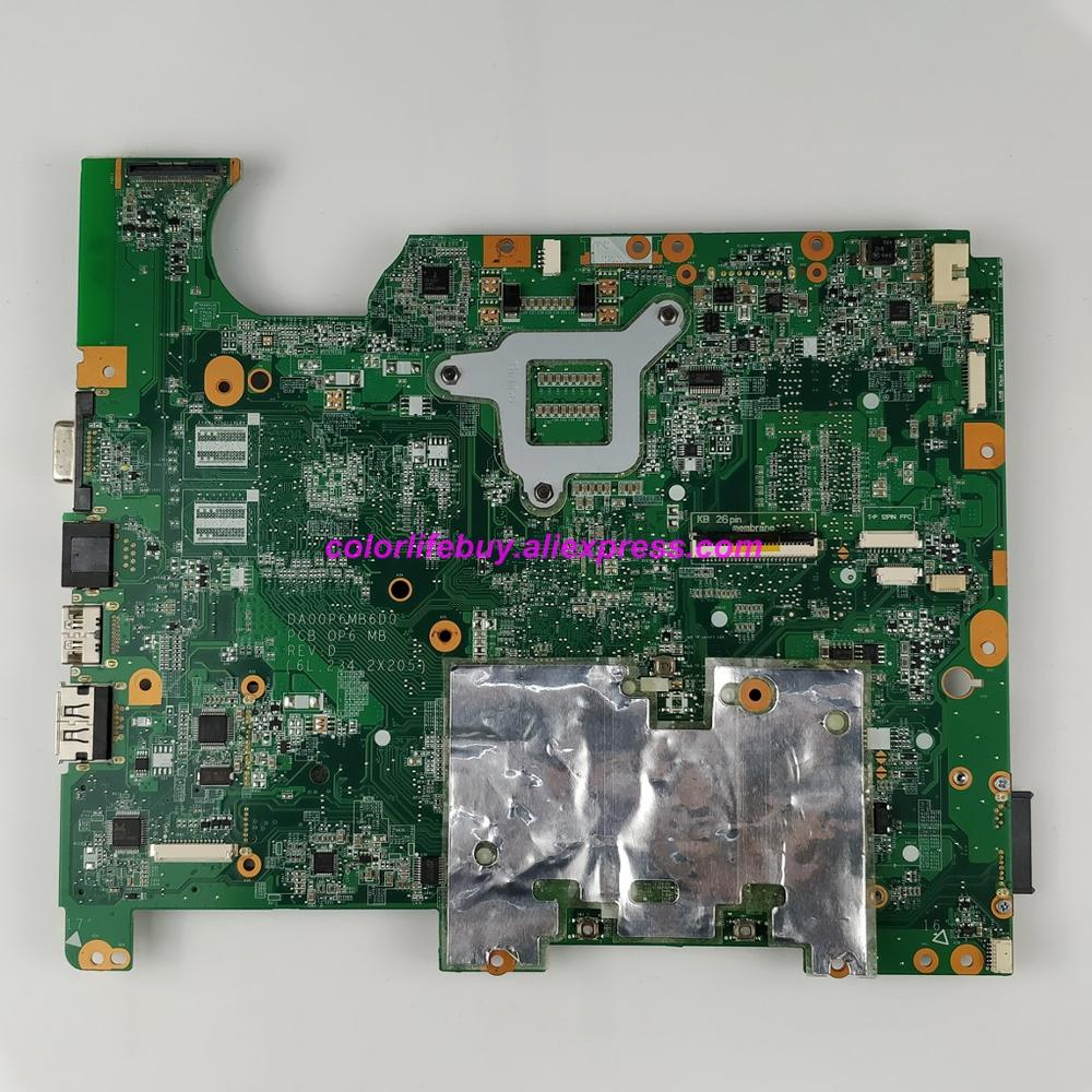 Image 2 - Genuine 578703 001 DA00P6MB6D0 GL40 Laptop Motherboard Mainboard for HP CQ71 G71 G71T Series NoteBook PC-in Laptop Motherboard from Computer & Office