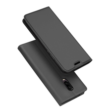 for OnePlus 7 Pro Flip PU Leather Case Slim Book Design Magnetic Protective Stand Cover with Card Slot Fundas for OnePlus 7 Pro