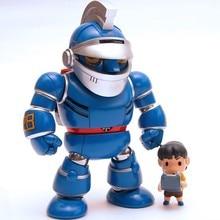 수지 그림 키트 tetsujin 28 로봇 키트 도색되지 않은 수지 키트 액션 피규어
