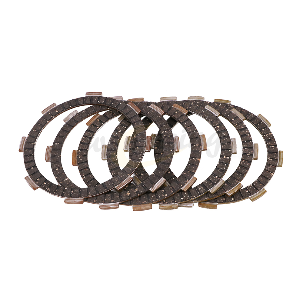Motorcycle Clutch Friction Plates For HONDA CR125R CRF150R <font><b>CRF150RB</b></font> CRF150RII CB250 CMX250C CMX250C2 CMX250CD CMX250X image