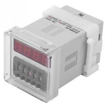 цена на DH48S-2Z 220V 8 Pin Timer Time Relay For Timing Delay Control Digital LED Display Timer Time Relay High Quality