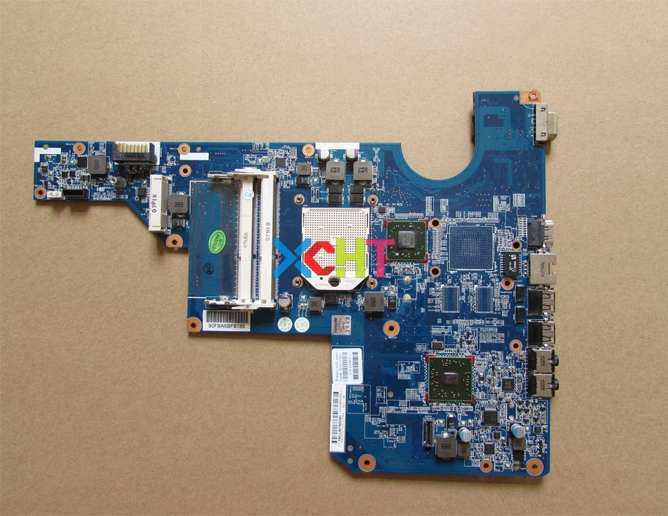 for HP G62-A05SW G62-A15SW G62-b11SA 597674-001 UMA Laptop Motherboard Tested & Working Perfectfor HP G62-A05SW G62-A15SW G62-b11SA 597674-001 UMA Laptop Motherboard Tested & Working Perfect