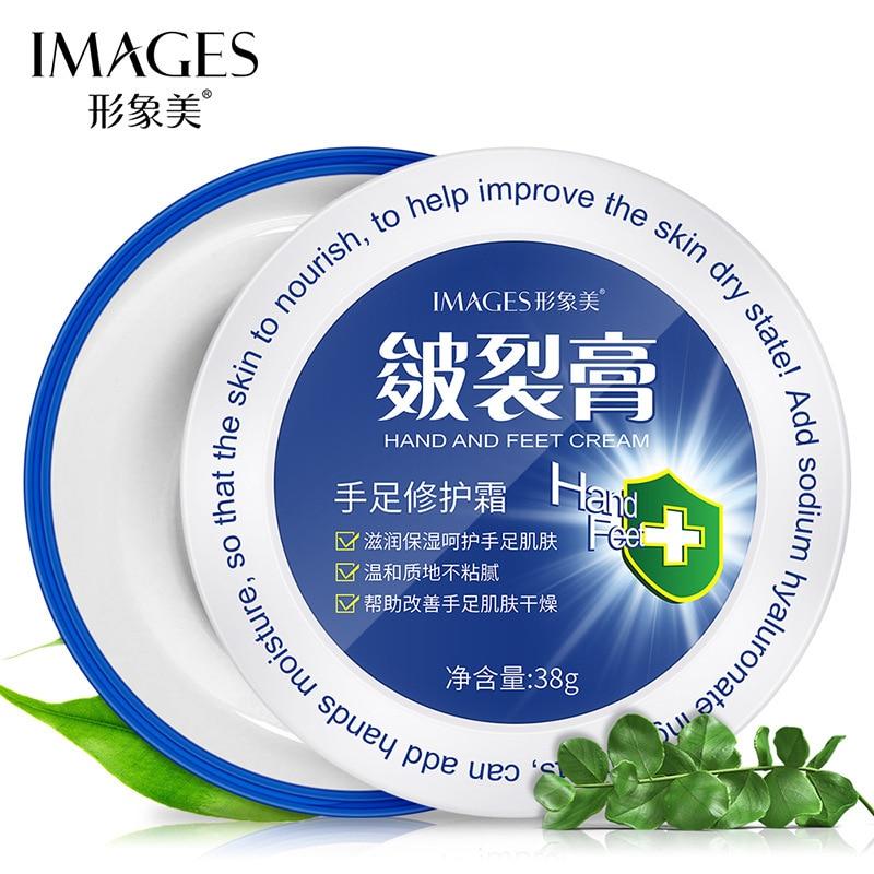 IMAGES anti-cracking Hand and foot Repair Cream Hydrating moisture refreshing silky soft nourish the tender skin repair cream Онихомикоз