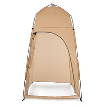 TOMSHOO Portable Outdoor Shower Bath Changing Fitting Room camping Tent Shelter Camping Beach Privacy Toilet tent for outdoor