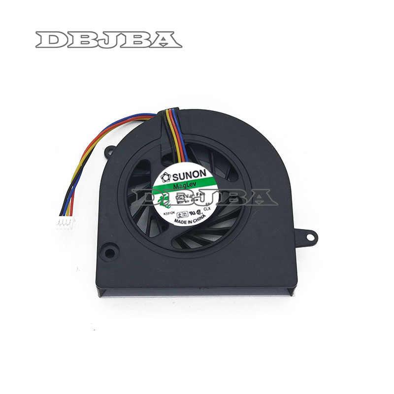 Fan for Lenovo ideapad G460 G465 G560 GG565 Z460 Z465 Z560 Z565 4 PIN  AB06505HX12DB00 Laptop CPU Cooling fan