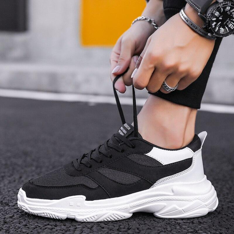Scarpe Chunky Uomini Sneakers  Della Piattaforma Di Casual Degli QdrxeWCBo be9f1dcc1bc