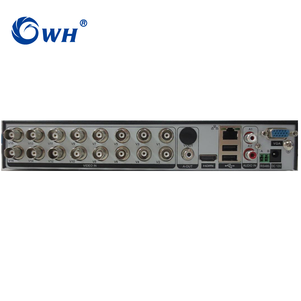 CWH 16 Channel AHD DVR 1080N 16CH AHD/CVI/TVI DVR 1920*1080 2MP CCTV Video Recorder Hybrid DVR NVR HVR 5 In 1 Security SystemCWH 16 Channel AHD DVR 1080N 16CH AHD/CVI/TVI DVR 1920*1080 2MP CCTV Video Recorder Hybrid DVR NVR HVR 5 In 1 Security System