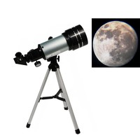 Quality Astronomical Telescope F30070 with Tripod 150X Zoom HD Outdoor Monocular Anminal Spotting Scope for Astronomical Lovers