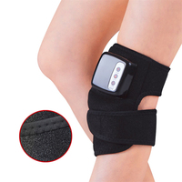 Knee massager Rheumatism knee massage physiotherapy Multifunctional hot compressing knee pads health care tool