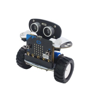 Image 5 - Microbit Robot Kit Programmable Qbit Robot Rc Car App Control Web Graphic Program With Microbit