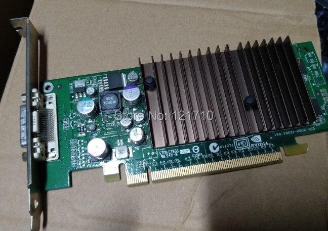Carte graphique de poste de travail interface PCI-E 59 broches N11071 64 mo