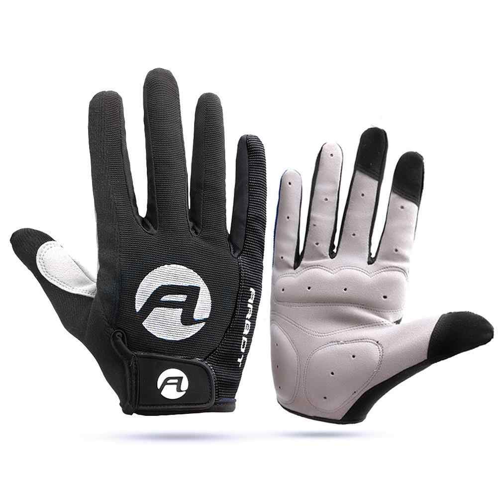 Guanti impermeabili Guanti Moto Anti-skid a prova di Sole, Resistenza Alle Alte Temperature Mountain Bike Keeping Warm Ciclismo Touch Screen