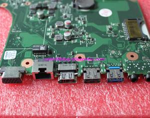 Image 4 - Genuine V000325170 DB10BM 6050A2623101 w N2820 CPU Laptop Motherboard Mainboard for Toshiba C55 C55T Notebook PC