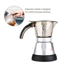 Percolators-Tool Electrical-Espresso-Maker Coffee-Pot FILTER-CARTRIDGE Moka Aluminium