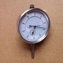 Precision 0.01mm Dial Indicator Gauge 0-10mm Meter Precise 0.01mm Resolution Indicator Gauge Mesure Instrument Tool Dial Gauge 0 0 8mm leverage dial indicator measurement gauge dial test 0 01mm accuracy indicator tool measuring instrument