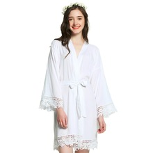 3eb58405f324e Buy cotton robe and get free shipping on AliExpress.com
