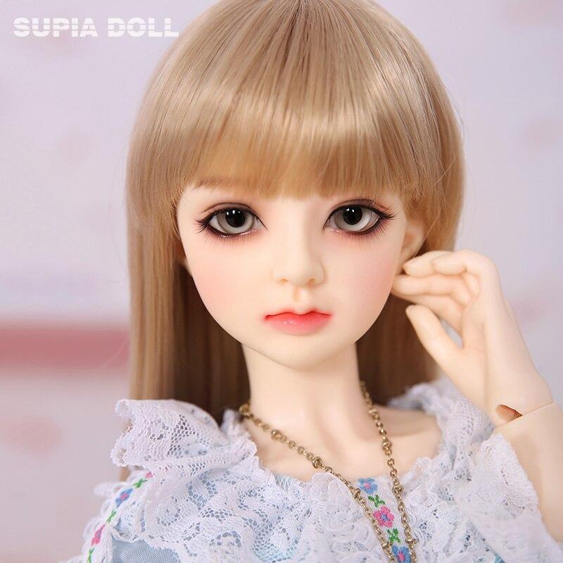 OUENEIFS Supia Hael 1 3 BJD SD Dolls Resin Figures Model Baby Girls Boys High Quality